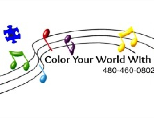 Color Your World With Music
